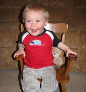 Caleb Rocking Chair